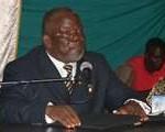 Prince Y. Johnson - Liberia